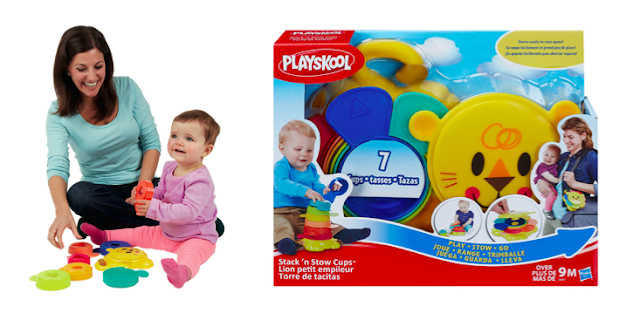 PLAYSKOOL Play, Stow and Go Event at Walmart
