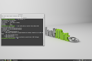 Linux Mint Intel Linux Graphics repository