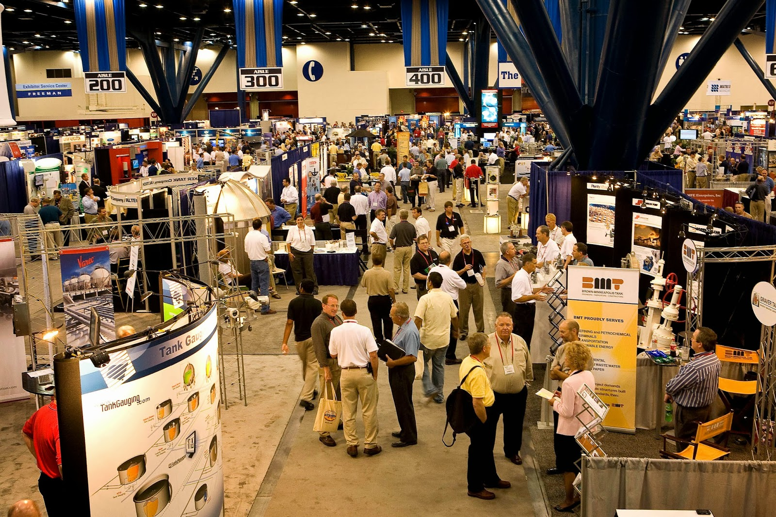 Promo marketing magazine trade show promotional items for Craft shows in louisiana