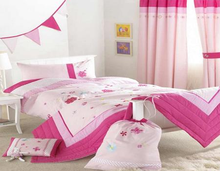 Gambar desain kamar anak perempuan 2015