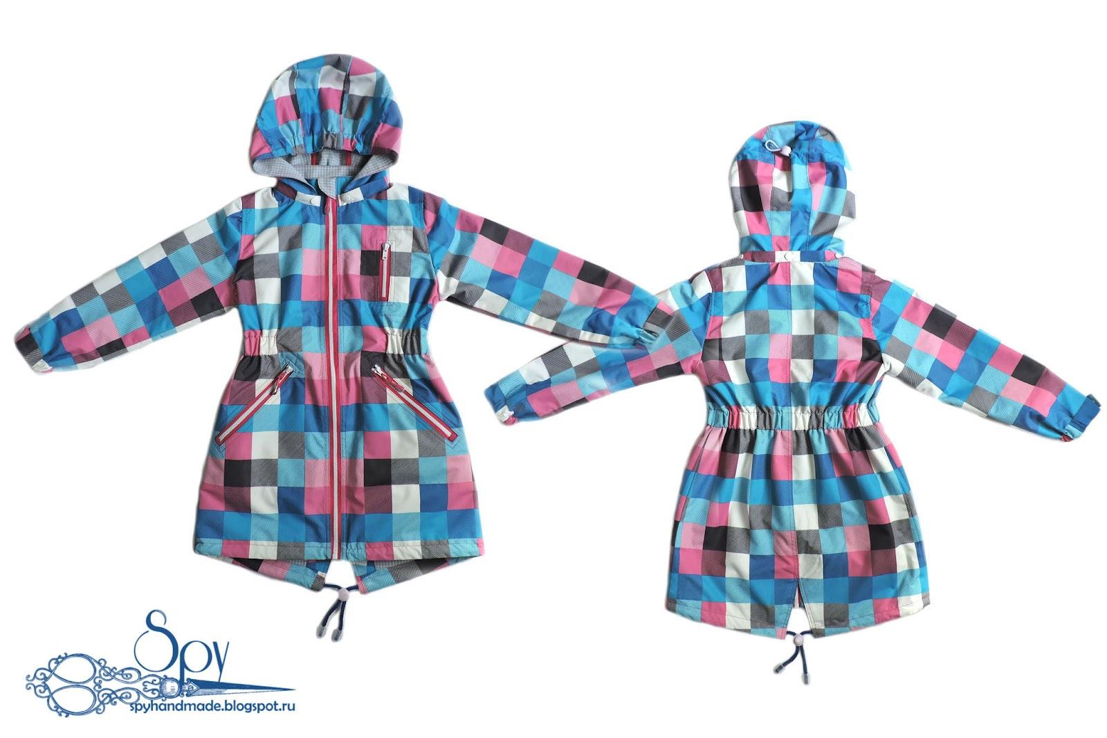 Детская куртка своими руками (на) 9