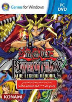 Yu-Gi-Oh! Power of Chaos - The Legend Reborn
