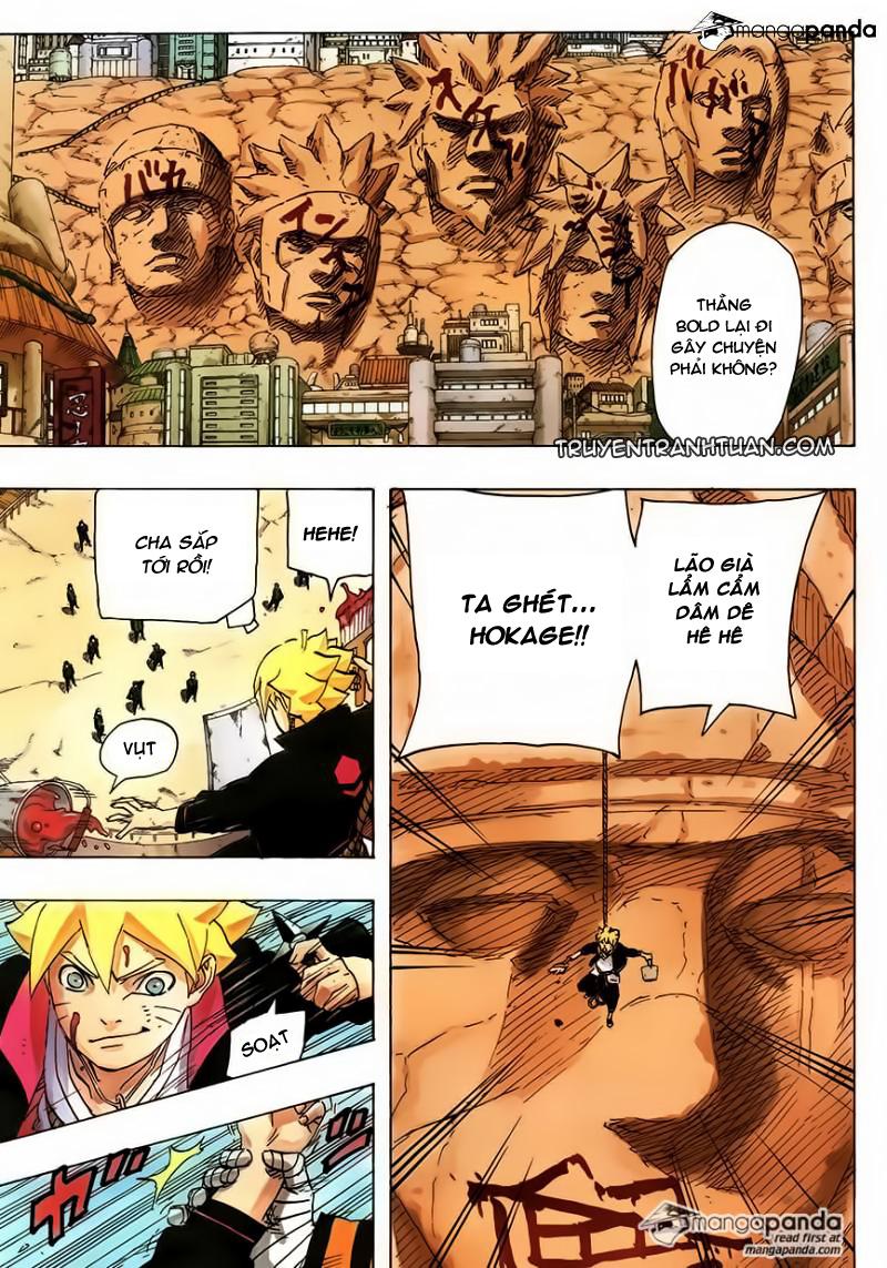 Naruto Chap 700 - Trang 13