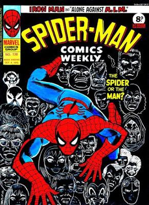 Spider-Man Comics Weekly #138