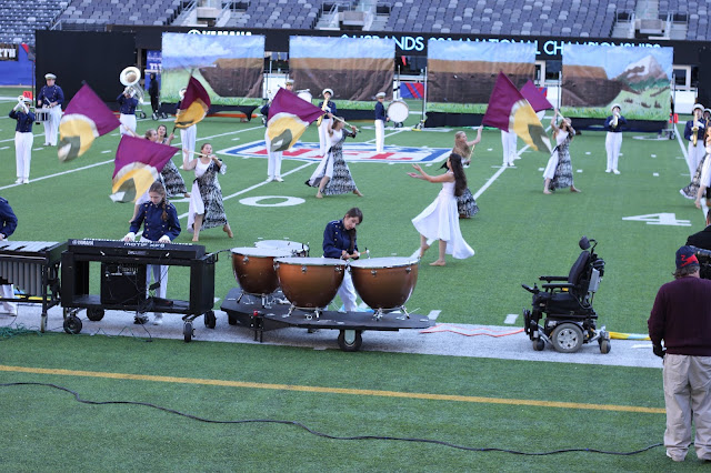 arthrogryposis, amc, marching band