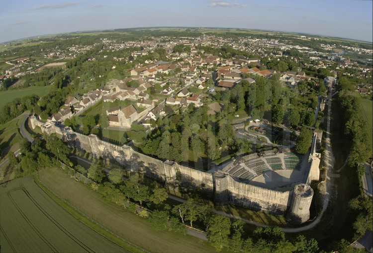 Provins France  City pictures : provins is a french commune located seventy seven miles south east of ...