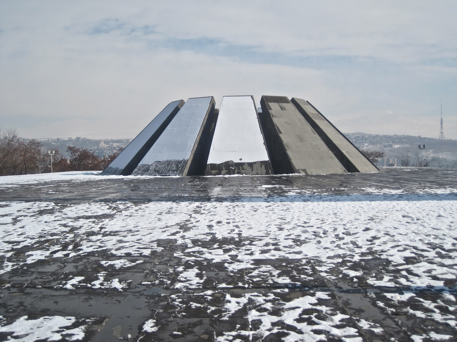 Day 2 in Armenia began...