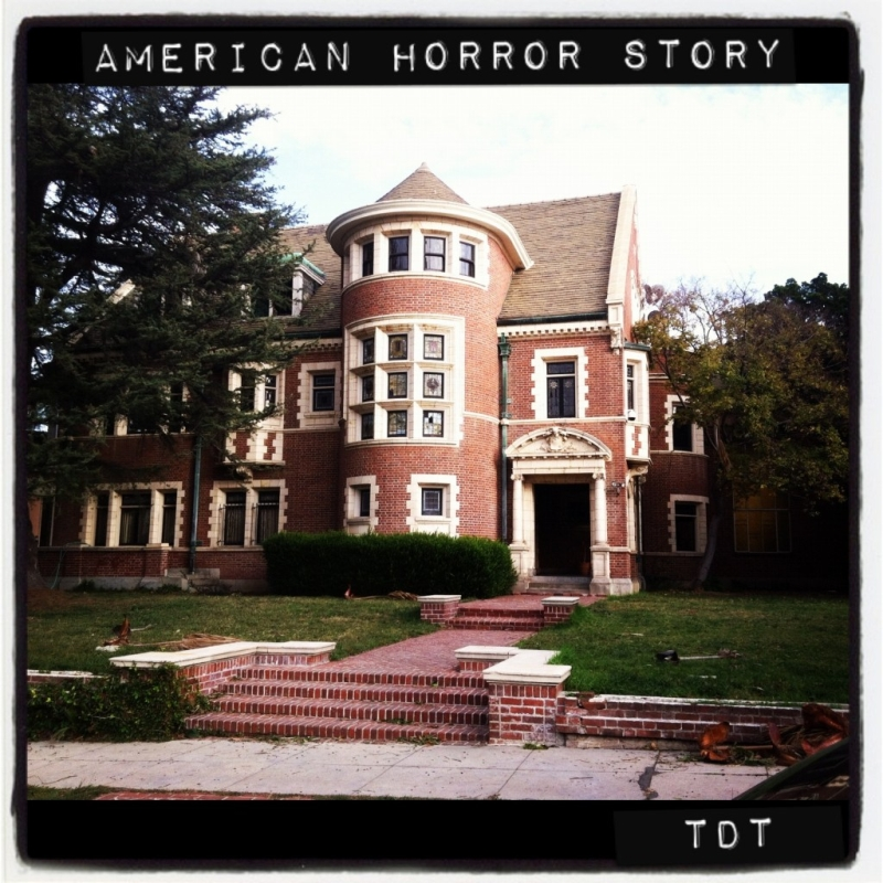 Dicas do duda seriado american horror story for American horror house