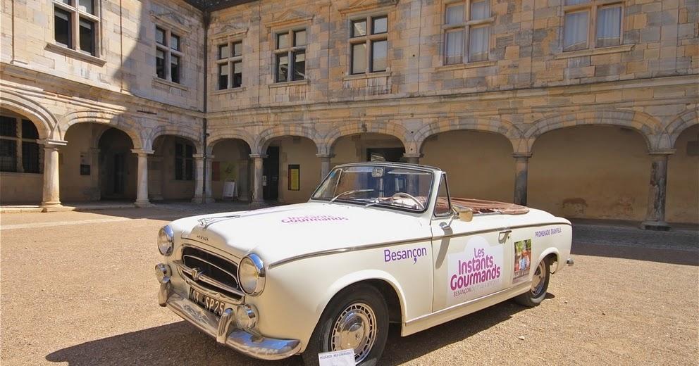 jcd location des voitures dexception au service de tous vos vnements la 403 cabriolet aux couleurs des instants gourmands 2011 - Location Voiture Mariage Franche Comt