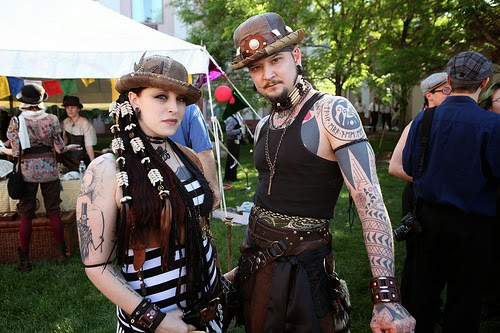 The Steampunk World's Faire