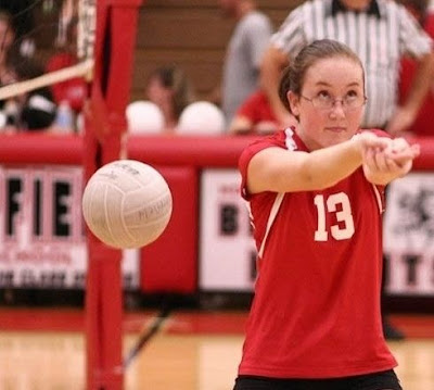 Volleyball Player Funny Pics