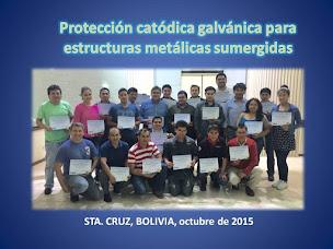 STA. CRUZ, BOLIVIA, OCTUBRE 2015