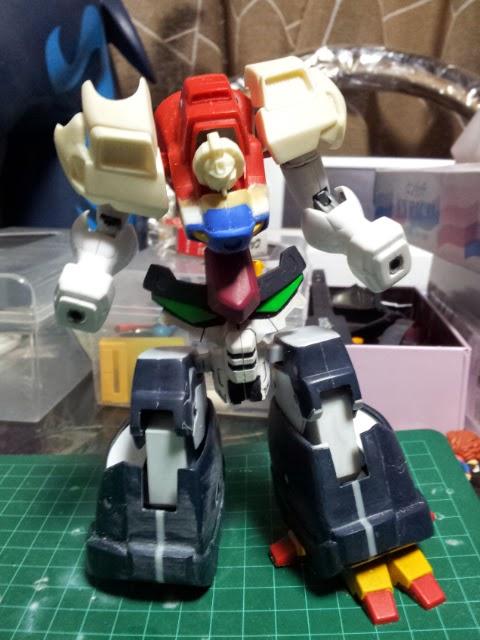Devil Gundam Final Form by AKhiko | Gundam Century