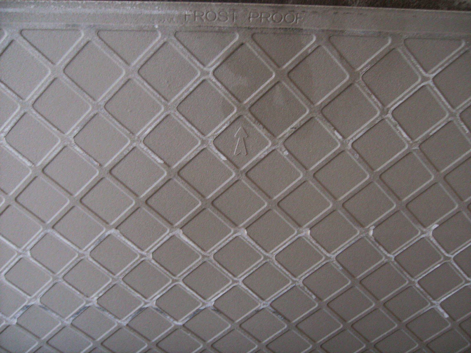 What do arrows on my tile mean confessions of a tile setter ceramic tile work is heavy and hard just as it is no one just installs tile generally without some serious thought because you get one shot to get it right dailygadgetfo Gallery