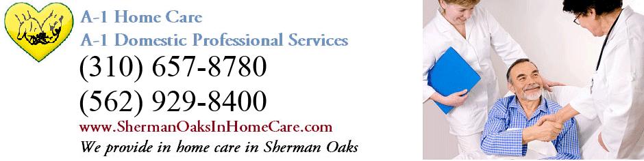 Sherman Oaks In Home Care