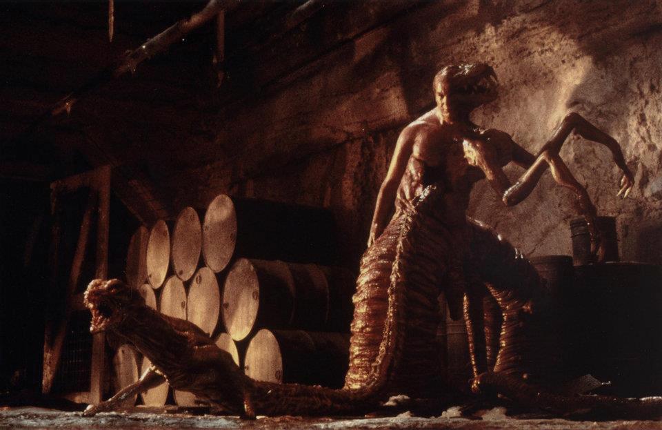 The-Thing-Monster Movie Memorabilia Emporium: The Thing - SFX - Blair ... The Thing 1982 Blair Monster