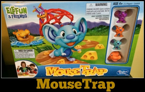 MouseTrap Elefun & Friends