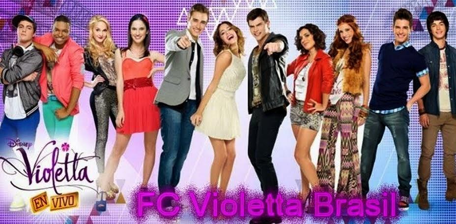 Fã Club Da Violetta