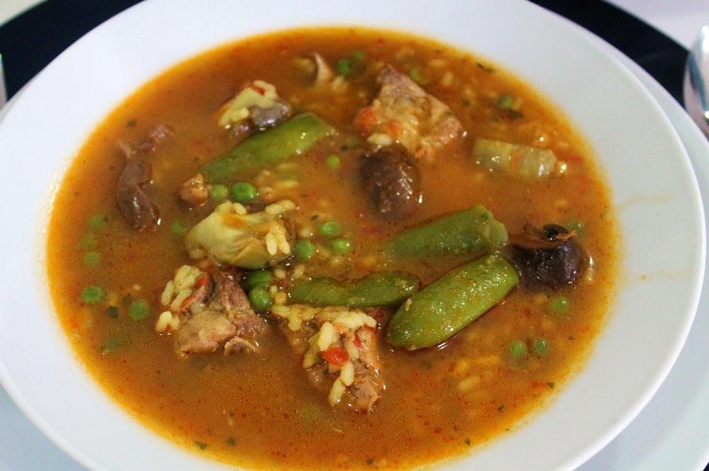 Yolanda pincholos cooking cocina de mallorca arroz brut for Como se cocina el arroz