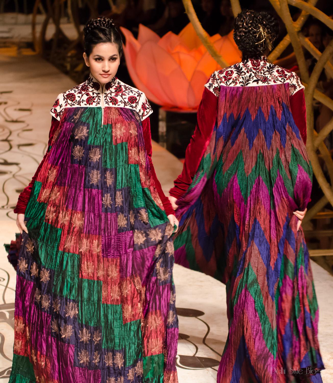 Fashion Indian designer rohit bal bridal wear best photo