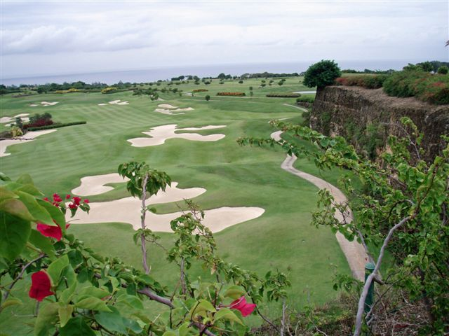 Sandy Lane Golf Course Babados