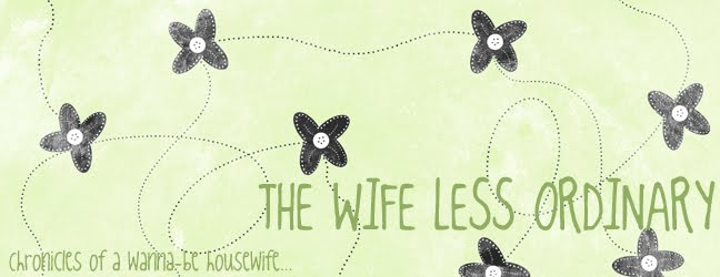 The Wife Less Ordinary