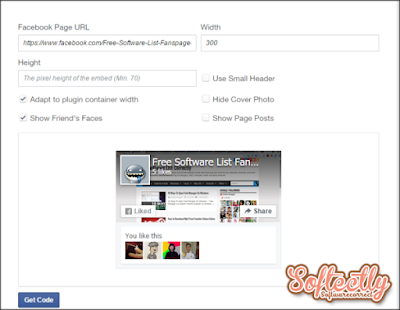 How to Create and Add Facebook Page to Blogger