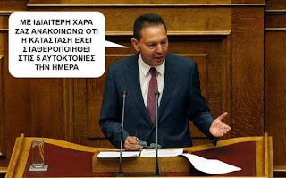 Τραγικό Βατερλώ στην Οικονομία της χώρας αποκαλύπτεται από τη μελέτη των στοιχείων που έδωσε σήμερα στη δημοσιότητα η EUROSTAT.