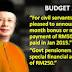 Bonus of Half-Month Salary For Civil Servants In January 2015