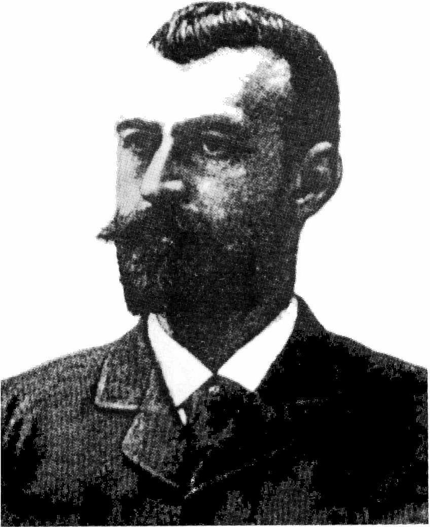 Ingeniero Carl Nystromer (1846-1913)
