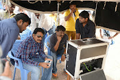 Oohalu Gusa Gusalade movie Working stills-thumbnail-9