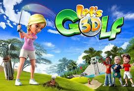 Juego Let's Golf! 3D para tu 3DS