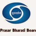 Parasar Bharati Logo