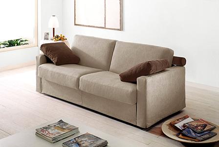 Divani e divani letto su misura divani componibili su misura - Divani stretti e lunghi ...