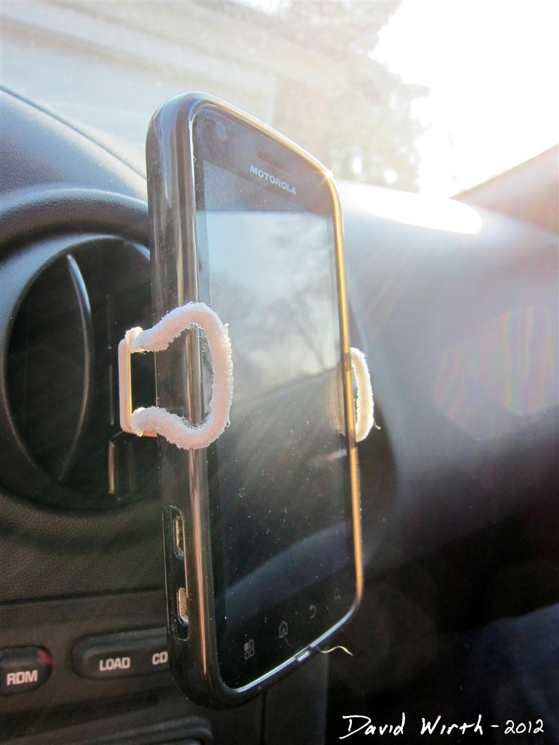 Diy Cell Phone Holder For Your Car Dui Attorney Wiring Boston Lawyers