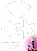 kit créatif étoile du sapin