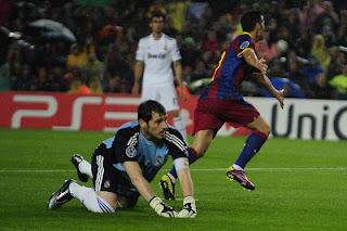 Gloria en el Barcelona e Inconformismo en el Real Madrid