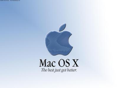 Sistem Operasi MAC OS X