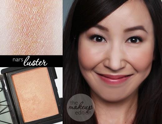how to wear orange blush