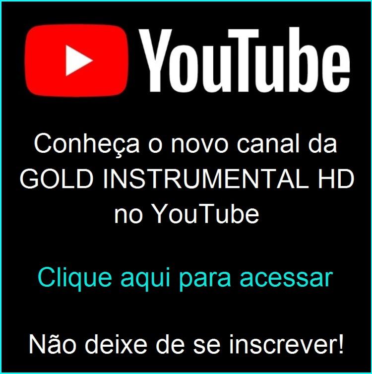 Conheça o canal do Youtube da Rádio Gold Instrumental. Música da melhor qualidade com som em HD.
