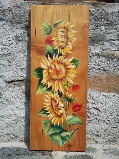 dipingere fiori su legno yh84 regardsdefemmes