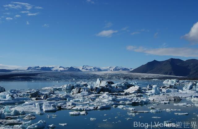 冰島傑古沙龍冰湖