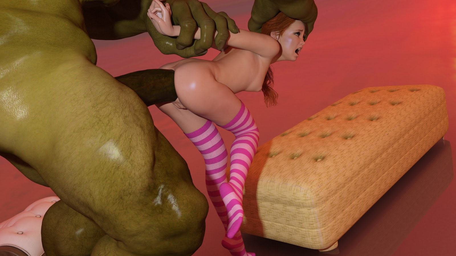 Monster 3d xxx art work pics naked picture