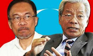 Masing: PKR hanya wujud untuk jadikan Anwar PM