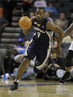 Tony Allen blue collar NBA player