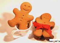 Galletas gingerbread men