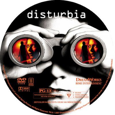 Disturbia DVD