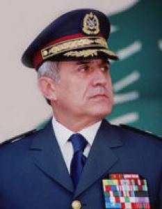 Michel Suleiman -President of Lebanon