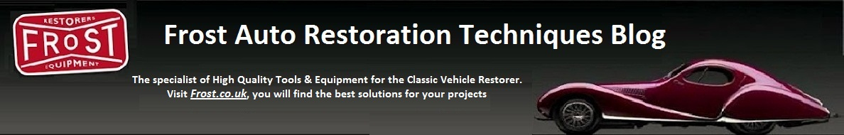 Frost Auto Restoration Techniques Ltd Blog
