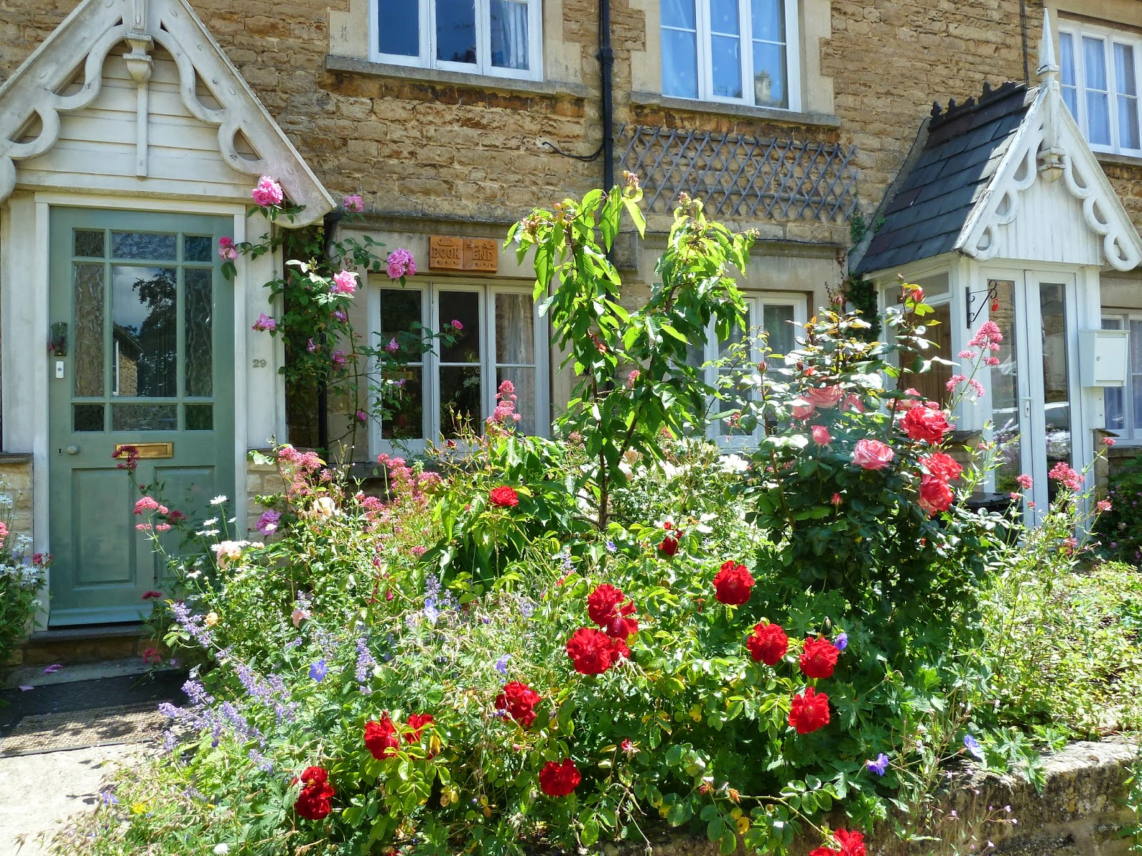 Beautiful cottage garden, Chipping Norton